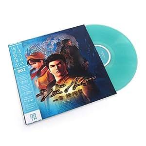 Data Discs: Shenmue Original Soundtrack (Translucent Light Blue Colored Vinyl, 180g) Vinyl LP