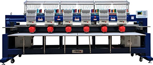 6 head embroidery machine - 8