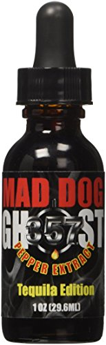 Mad Dog 357 Ghost Pepper Extract Tequila Edition, 1oz (Ghost Pepper Extract compare prices)