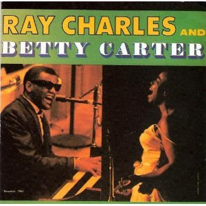 Ray Charles & Betty Carter by Dunhill
