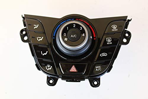 Genuine Hyundai 97250-2V010-BLH Heater Control Assembly