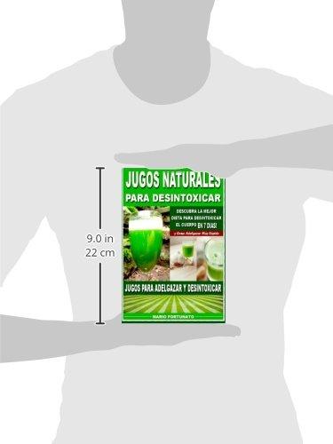 Jugos Naturales Para Desintoxicar: Descubra la Mejor Dieta Para ...