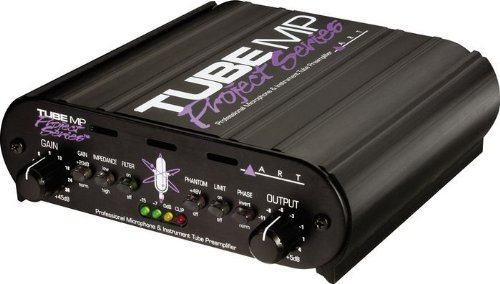 ART Tube MP Project Series Microphone Preamp by ART