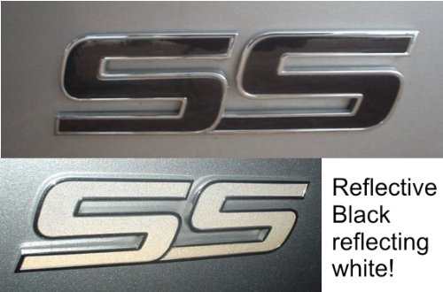 Amazon Ss Badge Overlay Decals 06 09 Chevrolet Impala Ss