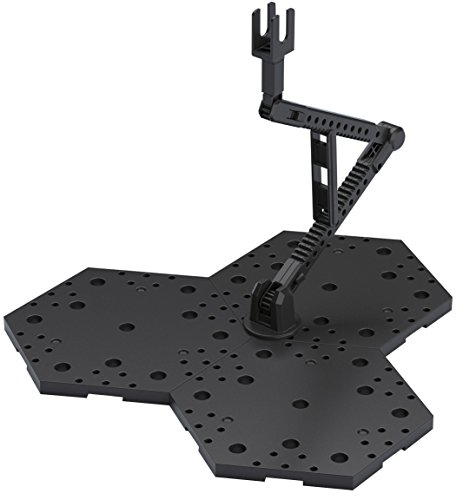 Bandai Action Base 4 Black(Japan -