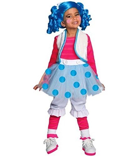 [Child Lalaloopsy Mittenes Fluff 'n' Stuff (Medium)] (Lalaloopsy Adult Costumes)