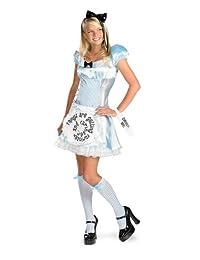 Alice in Wonderland Alice Teen Costume X-Large 14-16