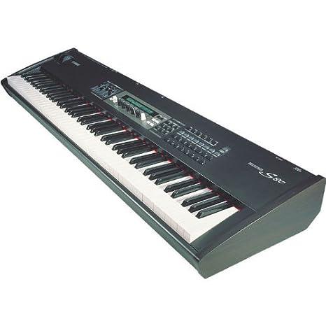 Amazon.com: Yamaha S80 88-key Professional Music Synthesizer: Musical Instruments