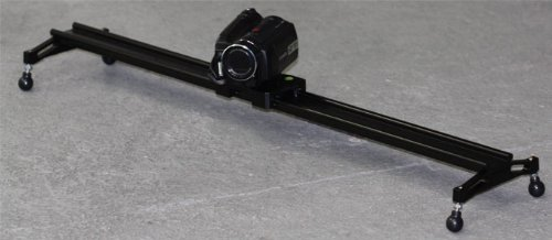 120cm Heavy duty Camera / Camcorder / Video Light slider motion movie Stabilizer