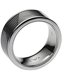 egs2030040 iconic carbon fiber u0026 stainless steel ring size 9