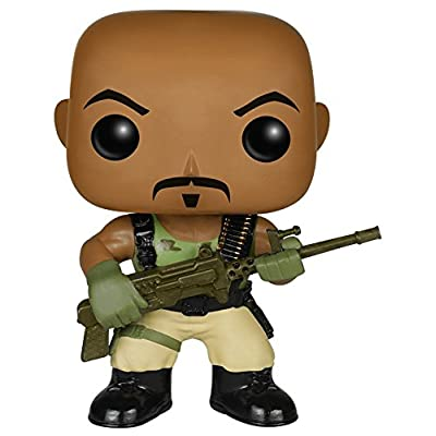 Funko POP TV: G.I. Joe - Roadblock Action Figure: Funko Pop! Television:: Toys & Games