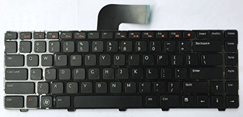 Cool-See For Dell XPS 15 (L502X) / Inspiron 14R (N4110) / Inspiron 14z (N411Z) / Inspiron 15 (N5040 M5040 N5050) / Vostro V131 Laptop Keyboard - X38K3 - Non-Backlit