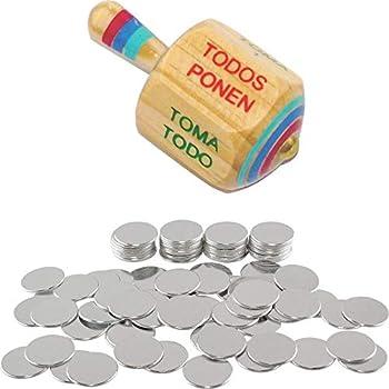 amazon com la mexicana pirinola toma todo small toys games