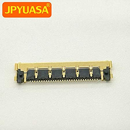 ShineBear LCD LED LVDS Cable Connector 30 pins for MacBook Air 13 A1369 A1466 11 A1370 A1465 Cable Length: Standard, Color: 5 Pieces