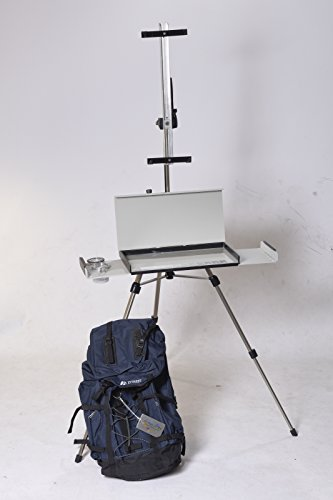 Professional Series En Plein Air Pro Oil & Acrylic Easel Package