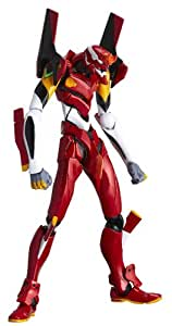Neon Genesis Evangelion 2.0 Revoltech #068 Yamaguchi Super Poseable Action Figure EVA Production Model02 New Movie Edition (japan import)
