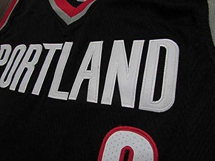 FILWS Basketball Jersey Lillard Herren Sport Stick Trikot Regul/äre Saison Neue Saison Basketball Uniformen Unisex Schnelltrocknende Stoffe Fan Sportswear