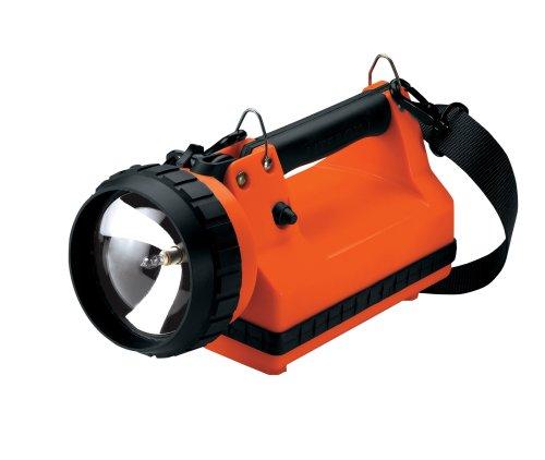 *Streamlight LiteBox 45127 Power Failure System Flashlight 120 V/8 Watt/Orange