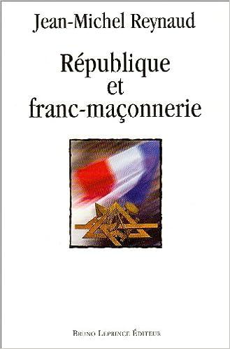 Livre République et franc-maçonnerie pdf ebook