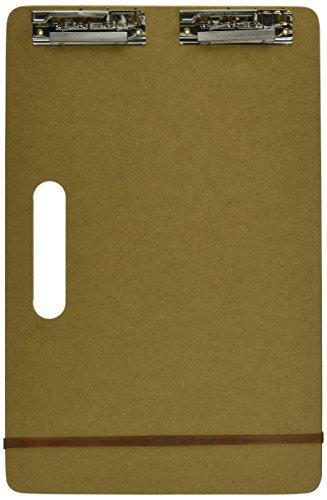 Handle Plain Clip - Jack Richeson 400410 Sketch Drawing Clip Board, 11 x 17