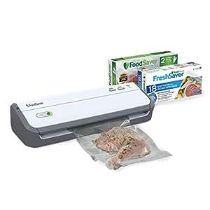Foodsaver Fm2000 33hb Vacuum Sealing System With Handheld