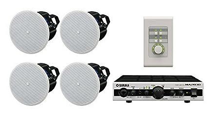 Amazon Com Restaurant Sound System With Yamaha Vxc4w