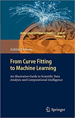 From Curve Fitting to Machine Learning: An Illustrative Guide to