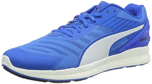 Puma Herren Incendio V2 Laufschuhe Blau (blu Elettrico Limonata-giaccone-puma Bianco 10)
