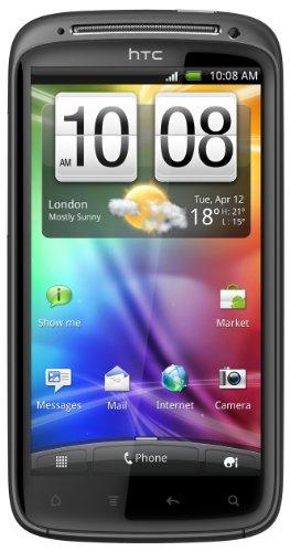 HTC sensation 4G T-Mobile (Black)