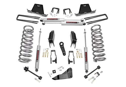 "Rough Country 5"" Lift Kit fits 2003-2007 Dodge Ram 2500 3500 4WD Suspension Lift Kit 392.23"