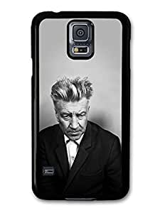 Wholesale diy case Accessories David Lynch Black & White Portrait Director Filmmaker case for Samsung Galaxy S5