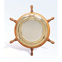 412OpjDazmL._SS247_ 100+ Nautical Themed Mirrors