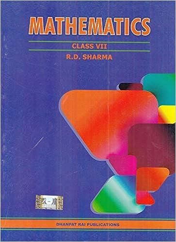 Cbse 7th Class Maths Book