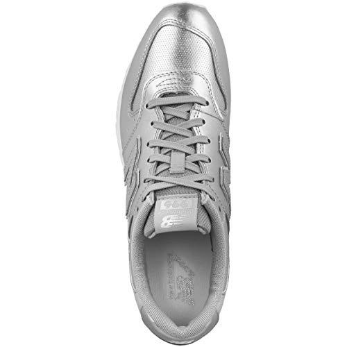 Argent Metallic modèle Balance WR996 Silver Couleur Wr996srs Argent New Basket SRS Basket Marque qZAOzx