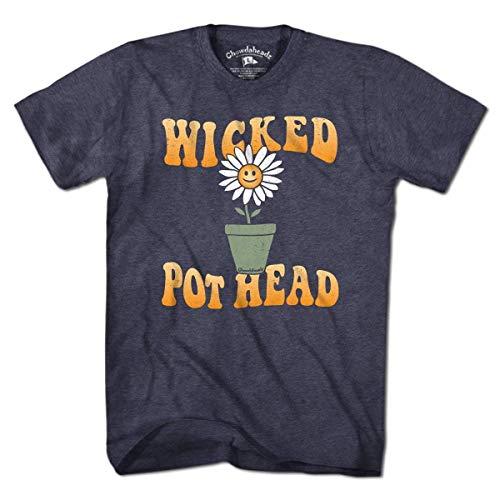 Wicked Flower Pot Head T-shirt