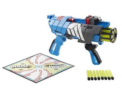 BOOMco. Twisted Spinner Blaster (Blast-Off Edition)