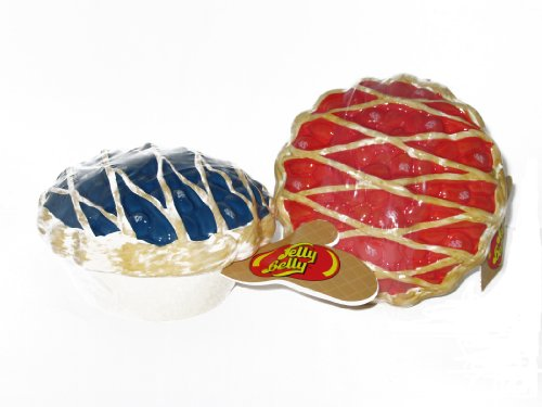 UPC 071567992848, Jelly Belly Ceramic Candy Dishes, Very Cherry and Blueberry, 2.0 Ounce