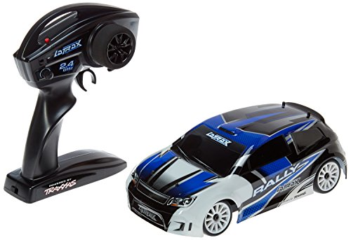 Traxxas 75054-5 LaTrax Rally: 1/18 Scale 4WD Electric Rally Racer, Multicolor