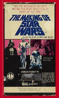 The Making of Star Wars as told by C-3PO and R2-D2 (Star Wars Return Of The Jedi Vhs)