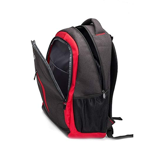 Black Sac Cabas À Backpack Cloth Sac À à Sacs Main Zipper Unisex main sac JSXL Femme Cabas Bandoulière Oxford ZzTqzaw