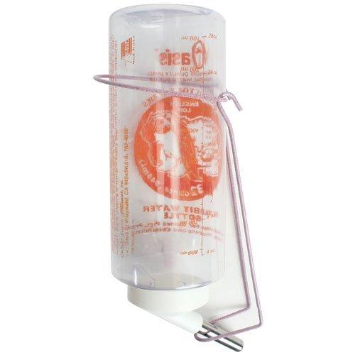 kordon-oasis-novalek-soa80800-rabbit-water-bottle-32-ounce-clear
