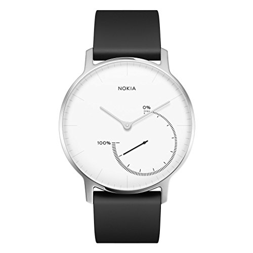 Nokia Steel – Activity & Sleep Watch, white by Nokia health