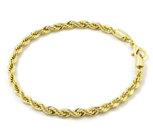 14K Gold Plated 3mm 8