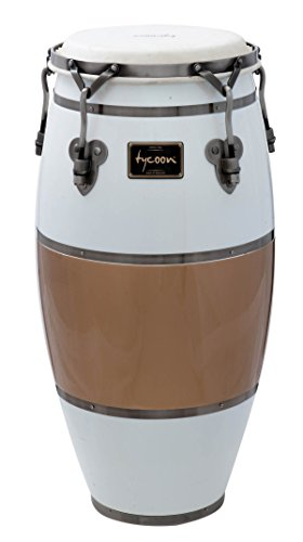 - Tycoon Percussion TSCHBC100CCL Signature Heritage Cafe Con Leche Series Requinto 10 Conga