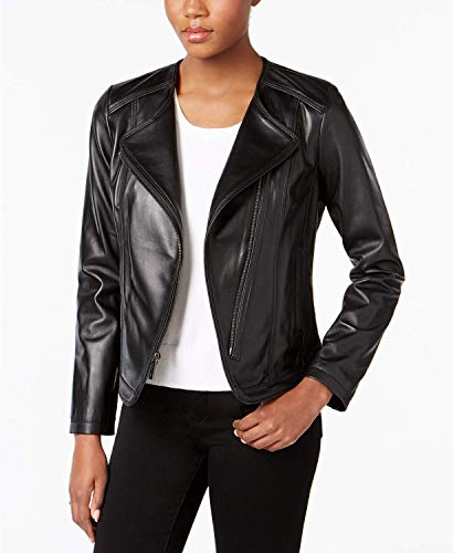 michael-michael-kors-womens-black-leather-jacket-m