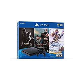 Sony PlayStation 4 Slim 1TB Console - Only On PlayStation Bundle