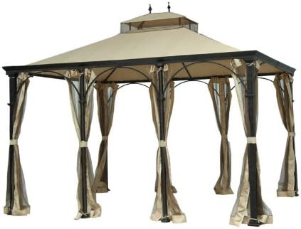 Replacement Canopy for Sears s Higgins Gazebo