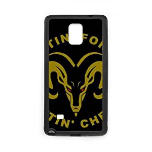 Dodge Samsung Galaxy Note 4 Cell Phone Case Black present pp001_9775966