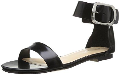 Jonak 356-1940/Cu/E5 - Sandalias de Vestir de cuero mujer negro - negro