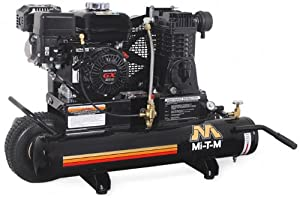 Mi-T-M AM1-PH65-08M Portable Air Compressor
